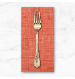PD's Alexander Henry Collection Heath in Old Rose/Red, Dinner Napkin