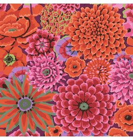 Kaffe Fassett Kaffe Collective 2020, Enchanted in Rust, Fabric Half-Yards  PWGP172