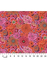 PD's Kaffe Fassett Collection Kaffe Collective 2020, Enchanted in Rust, Dinner Napkin