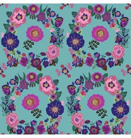 Sunday in the Country, Crown in Sissi, Fabric Half-Yards PWNL007