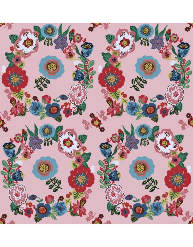 Sunday in the Country, Crown in Lucy, Fabric Half-Yards PWNL007