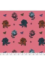 Sunday in the Country, Picking Roses in Inge, Dinner Napkin
