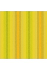 Alison Glass Kaleidoscope Stripes and Plaids, Stripes in Sunshine, Fabric Half-Yards WV-9540