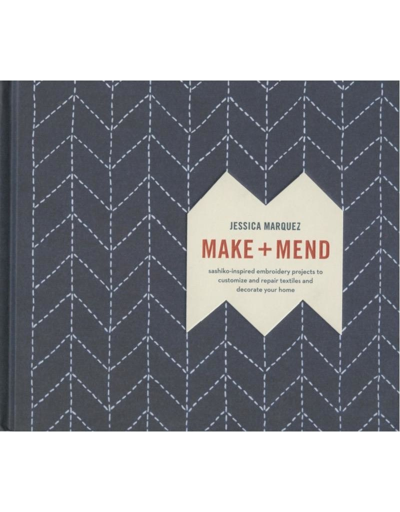Picking Daisies Book: Make + Mend by Jessica Marquez