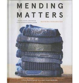 Picking Daisies Book: Mending Matters by Katrina Rodabaugh