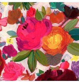 "August Wren Viva Mexico!, Market Flowers in Multi, Fabric Half-Yards STELLA-DAW1499 (ONE 24"" PIECE REMAINING)"