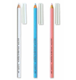 Water Soluble Pencils by Clover- Set of 3