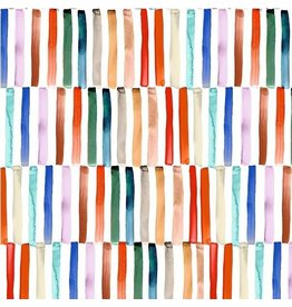 The Paper Curator Ink Unleashed, Candy Bars in Multi, Fabric Half-Yards DC9328