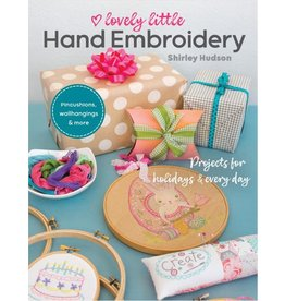 Picking Daisies Book: Lovely Little Hand Embroidery by Shirley Hudson