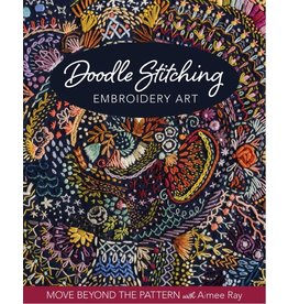 Picking Daisies Book: Doodle Stitching Embroidery Art by Aimee Ray