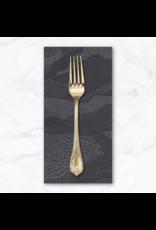 PD's Figo Collection Elements, Earth in Dark Gray, Dinner Napkin