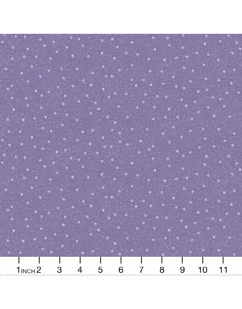 PD's Figo Collection Elements, Air in Purple, Dinner Napkin