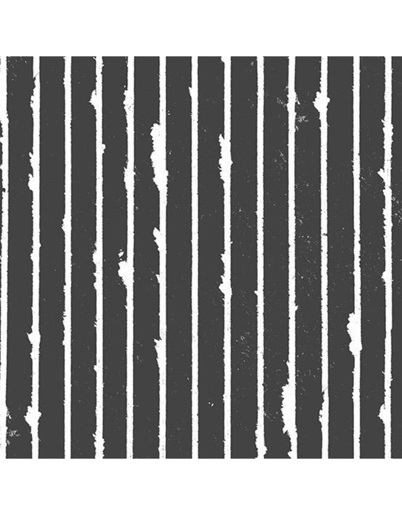 Giucy Giuce Prism, Striped in Shale, Fabric Half-Yards A-9575-C