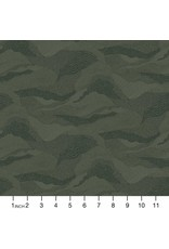 Figo Elements, Earth in Green, Fabric Half-Yards 92007-74