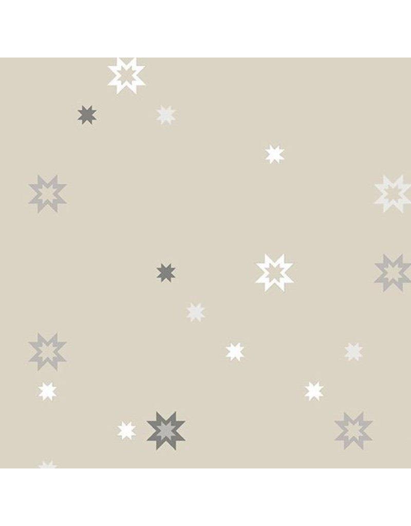 Libs Elliott Stealth, North Star in Canvas, Fabric Half-Yards A-9663-K
