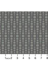 Libs Elliott Stealth, Bubble in Charcoal, Fabric Half-Yards A-9661-C