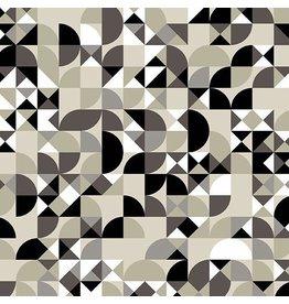 Libs Elliott Stealth, Cloak in Buff, Fabric Half-Yards A-9656-N