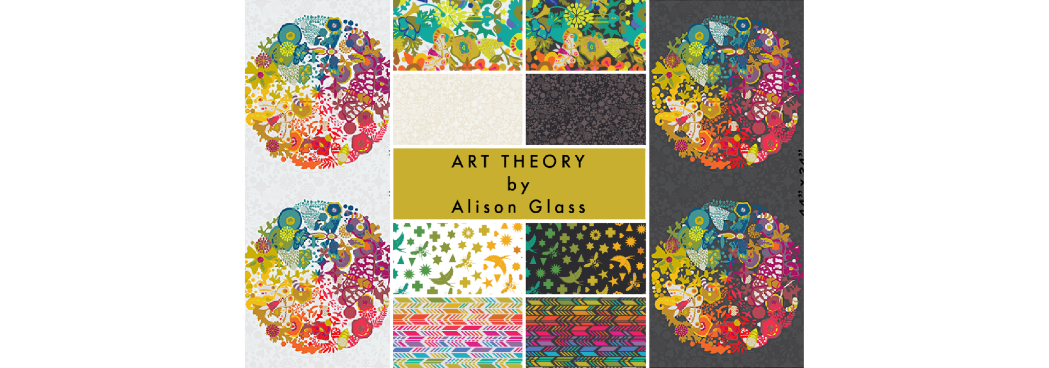 Art Theory by Alison Glass