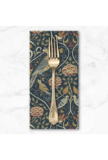 PD's William Morris Collection Orkney, Seasons by May in Indigo, Dinner Napkin