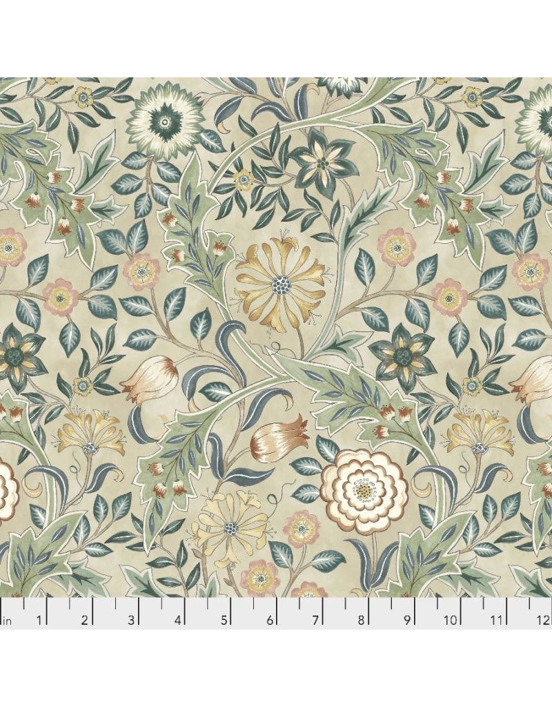 PD's William Morris Collection Orkney, Wilhemina in Linen, Dinner Napkin