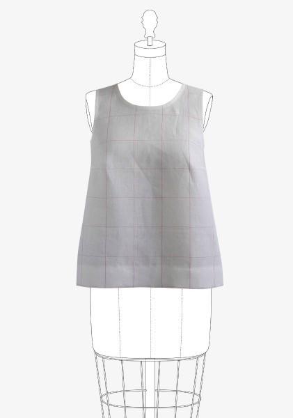 Grainline Studio Grainline's Willow Tank Dress Pattern