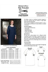 "Merchant & Mills ON SALe 50% OFF - Merchant & Mills ""The Fielder Dress"" Paper Pattern"