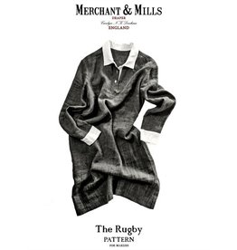 "Merchant & Mills Merchant & Mills ""The Rugby"" Paper Pattern"