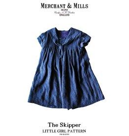 "Merchant & Mills Merchant & Mills ""The Skipper"" Paper Pattern"