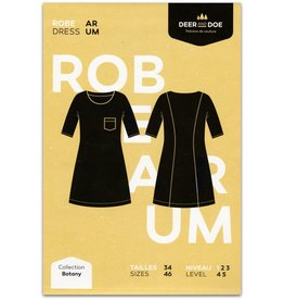 Deer and Doe Deer and Doe Arum Dress Pattern