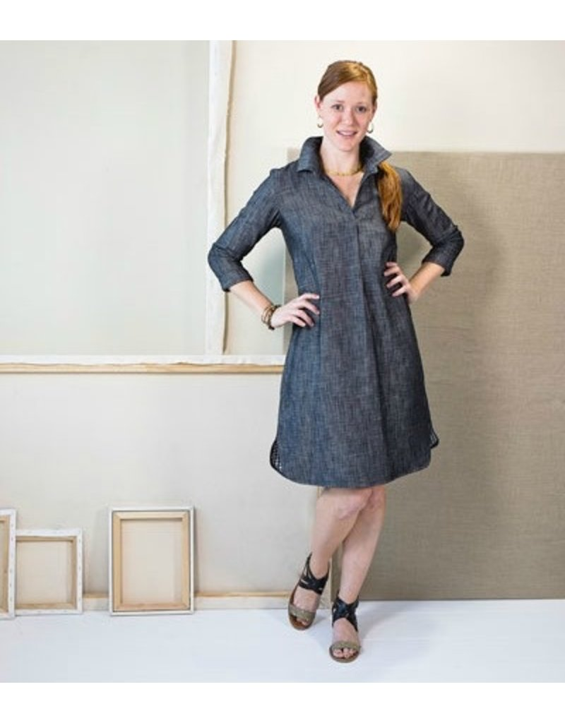 Liesl & Co Liesl+Co's Gallery Tunic + Dress Pattern