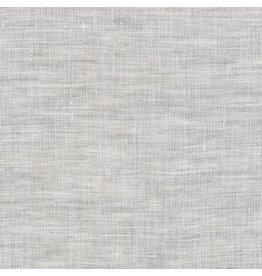 Robert Kaufman Limerick Linen in Charcoal, Fabric Half-Yards