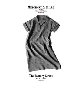 "Merchant & Mills Merchant & Mills ""The Factory Dress"" Paper Pattern"