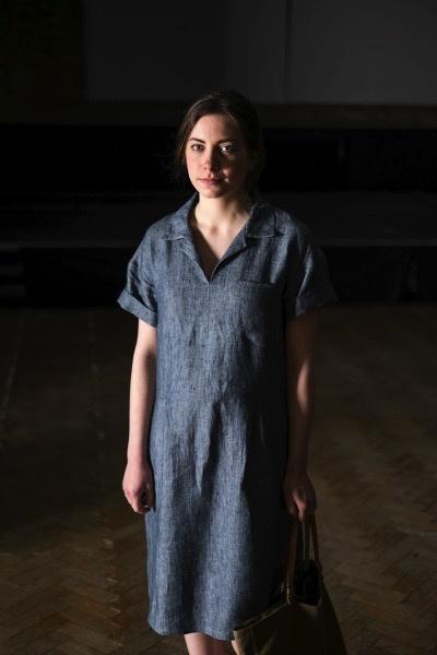 """Merchant & Mills Merchant & Mills """"The Factory Dress"""" Paper Pattern"""