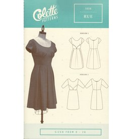 Colette Patterns Colette's Rue - 1036 Pattern