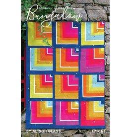 Alison Glass Alison Glass's Bungalow Quilt Pattern