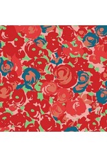 PD's Marcus Fabrics Collection Futurum, Grow in Warm, Dinner Napkin