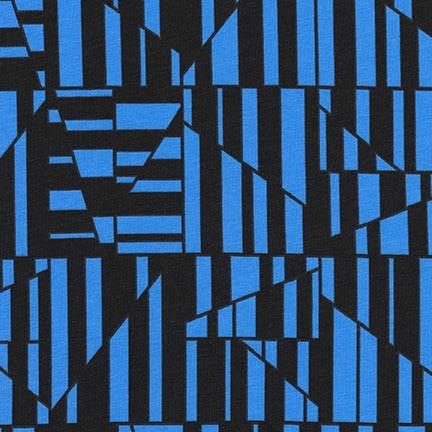 Carolyn Friedlander Blake Cotton Lightweight Jersey Knit, Espresso AFR-17063-174, Fabric Half-Yards