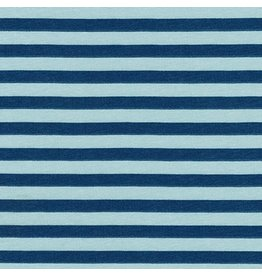 Carolyn Friedlander Blake Cotton Lightweight Jersey Knit, Fog AFR-17065-336, Fabric Half-Yards
