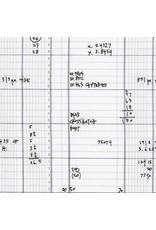 Carolyn Friedlander Architextures, Ledger in Grey, Fabric Half-Yards AFR-13502-12