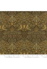 William Morris & Co. William Morris 2017, Dove and Rose in Sepia, Fabric Half-Yards 7301 13