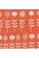 PD's Alexia Abegg Collection Sienna, Wildflower in Sun, Dinner Napkin
