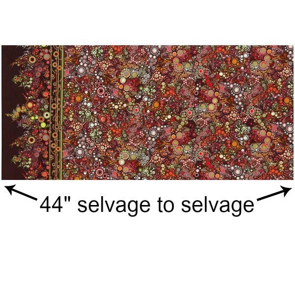 Robert Kaufman ON SALE-Effervescence, Autumn, Fabric Half-Yards AAQ-11209-191