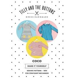 Tilly and the Buttons Tilly and the Buttons Coco Paper Pattern