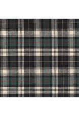 Robert Kaufman Sevenberry Classic Plaid Twill, Hunter, Fabric Half-Yards SB-13110D7-29
