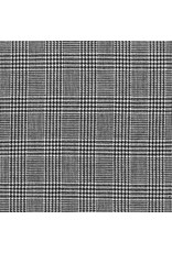 Sevenberry Classic Plaid Twill, Pepper, Fabric Half-Yards SB-13110D14-188