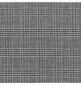Robert Kaufman Sevenberry Classic Plaid Twill, Pepper, Fabric Half-Yards SB-13110D14-188
