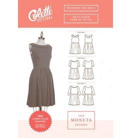 Colette Patterns ON SALE 50% OFF - Colette's Moneta - 1028 Pattern