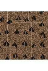 Carolyn Friedlander Gleaned, Wings in Brown, Fabric Half-Yards AFR-17290-16