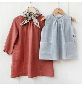 Wiksten's Baby + Child Smock Top + Dress Sewing Pattern