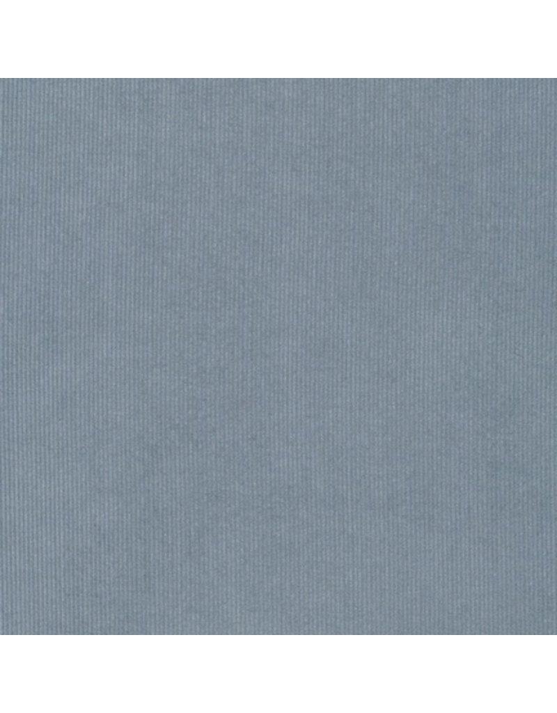 Robert Kaufman Corduroy 21 Wale in Cement, Fabric Half-Yards C142-435